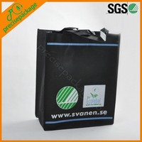 printable reusable cheapest new non woven shopping/promotion/gift flat bags(PRA-454)