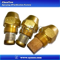 Wholesale order brass band filter oil burner nozzle
