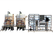 Professional design auto ro system 5000L/h RO Water Machine for drinking water
