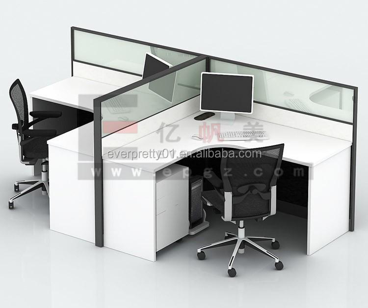 pas cher modulaire meubles armoire de bureau poste de