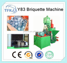 Y83-3150 copper scrap briquetting machine scrap metal chip briquetting press (factory and supplier)