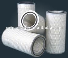 Industrial smoke filter replacement Donaldson air filter cartridge P554685,we need distributors