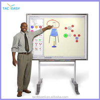 FOR SALE! CHEAPEST interactive white board work with any projector for digital school smart white board