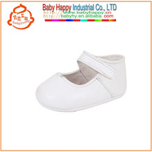White Dress SHOES Baby Leather