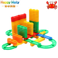 Yale plastic DIY educational blocks Kids Children Toys Preschool Toy Block