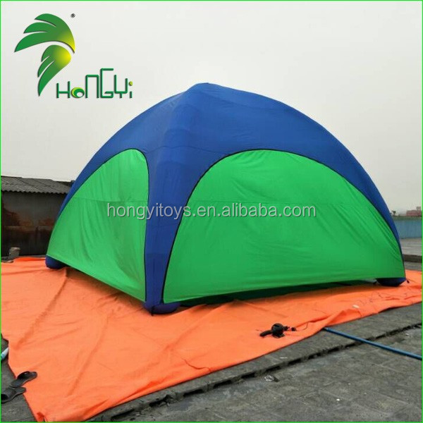inflatable spider tent (2)