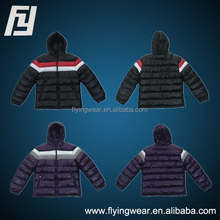 Hot Men's Short Cotton Coat Padded Jacket