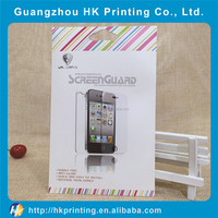 packaging box for iPhone/Android phone screen protector