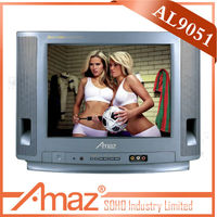 full function small size crt tv
