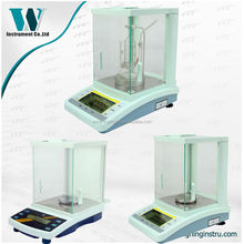 0.001g liquid solid density scale digital