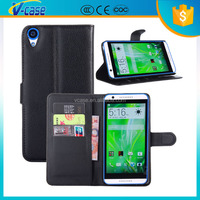 Colorful flip leather case for archos 50b oxygen