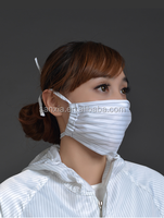 Clean and comfortable cloth cover mouth