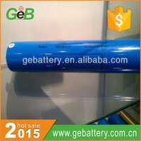High Capacity 75380S Lithium Battery 3.2V 100Ah Cylindrical LiFePo4 Battery Cell