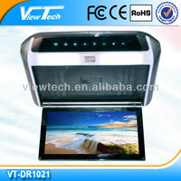10.2 inch roof mounted car dvd player