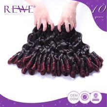 Quick Lead Silk Smooth Femi Virgin Human Hair Extension Remy Hackle Fertilizer