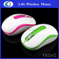Latest Computer Accessories Wireless Mouse Custom Color
