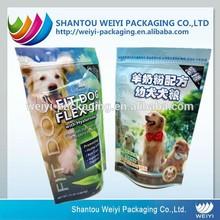 Aluminum Foil laminated Plastic Packaging for pet food
