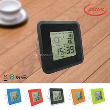 YD 8099T Top Selling Multifunction Digital Lcd Desk Thermometer Hygrometer Clock