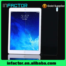 Professional manufacturer for iPad Air tempered glass screen protector