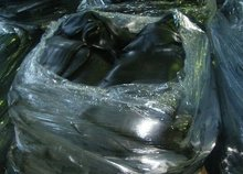 uncured rubber compound scrap