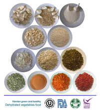 dehydrated garlic from factory with FDA BRC HACCP KOSER
