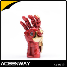 Hot Product 2.0 interface 2GB iron man USB flash drive