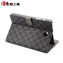New hot grid design case for Samsung Tab A8.0