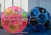 Zorb agua globos terráqueos, aqua esferas, caminante del agua de fútbol zorbingWB15