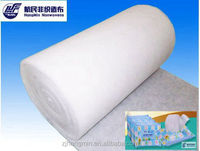 Normal wet wipes raw material Hang Min Nonwoven spunlaced nonwoven fabric manufacturer