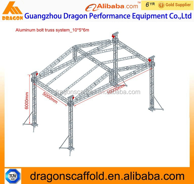 Hot Sell Small Stage Lighting Truss Buy Truss Lighting