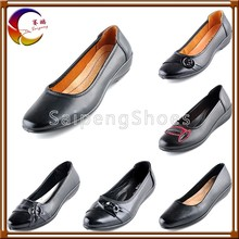 latest hot sale cheap flat casual shoes woman 2012