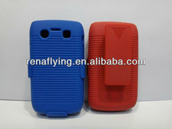 clip combo holster protector for blackberry bold 9700 case