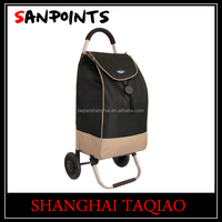 aluminum folding shopping trolley bag good price