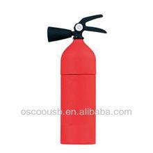 OEM Customized Fire Extinguisher PVC USB Memory,cute usb flash drive, high quality usb flash drive