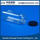 Preço de promoção de fábrica fashionable580ml pet frasco de plástico