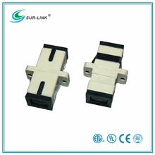 Tipo SC multi-modo Simplex adaptador de fibra óptica
