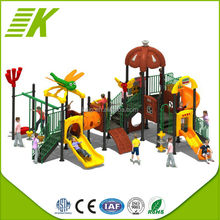 Plastic Outdoor Children Playsets/Commercial Outdoor Playgrounds/Dinosaur Outdoor Playgrounds For Kids