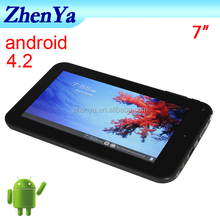 7 Inch Firmware Android 4.0 Tablet with Wifi Extra 3G Dual-Core