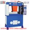 Precision four-column half/full-cut hydraulic foam rubber sheet cutting machine with CE