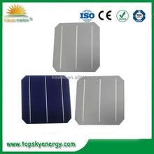 3BB 6 inch mono thin film solar cell