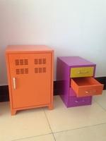 Cheap narrow storage cabinet / nightstand storage drawer