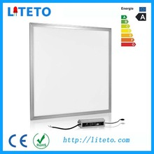Suspended/recessed/surface mounted dimmable 36w 600 600 slim led panel lamp