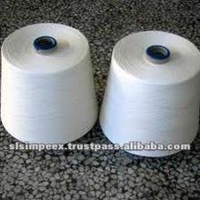 open end hilados de algodón