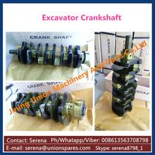 forged steel engine crankshaft 4TNV94 129902-21000 for Yanmar
