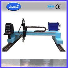 low price CNC Gantry Type Flame/Plasma Cutting Machine