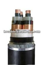 33KV XLPE SWA Armoured Mains Power Cable (MV Power Cable)
