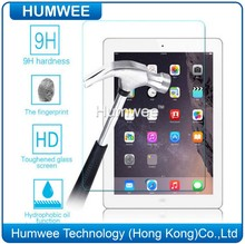 0.26mm Explosion Proof Real Tempered Glass Screen Protector for ipad Air