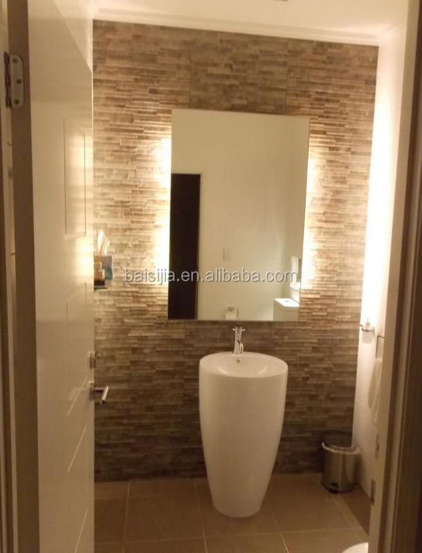 Bathroom One Piece Free Standing Pedestal Basin/sanitary Ware(bsj ...