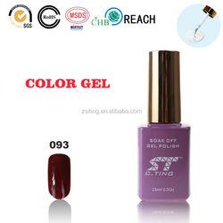 nail supplier cheap uv nail polish gel for beauty products distributor