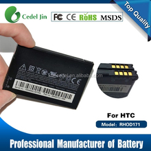 Mobile Phone Battery RHOD160 Rechargeable Accessories Replacement Parts for HTC EVO Shift 4G